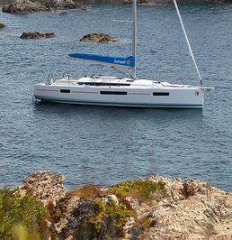 Jeanneau Sun Odyssey 440 | Sunsail 20