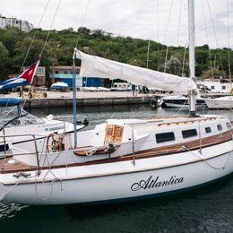 Custom Built 32   Atlantica