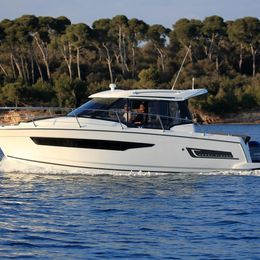 Jeanneau Merry Fisher 895 | Fisher