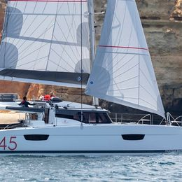Fountaine Pajot Elba 45 | Eve