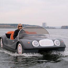 Custom Built 430   Aqua Car