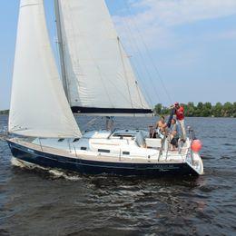 Beneteau Oceanis Clipper 343 | VIP