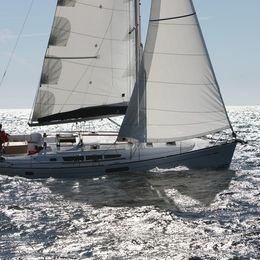 Jeanneau Sun Odyssey 44i | Cap West 44