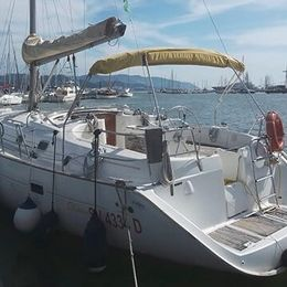 Beneteau Oceanis Clipper 411   Messalina