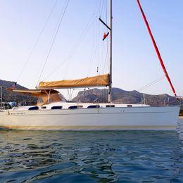 Beneteau Cyclades 43 | Tina