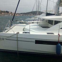 Leopard 48 | Blue Sail