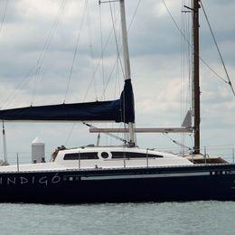 Nautic 330 S | Indigo