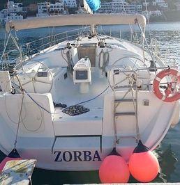 Beneteau Cyclades 50   Zorba