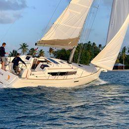 Jeanneau Sun Odyssey 389 | Viva Villa