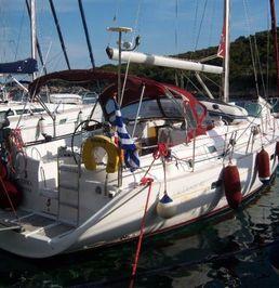 Beneteau Oceanis Clipper 411 | Erika