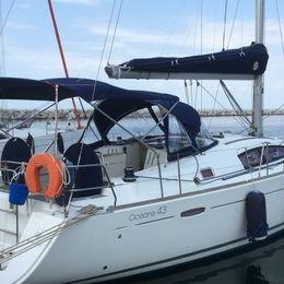 Beneteau Oceanis 43 | Zephyra