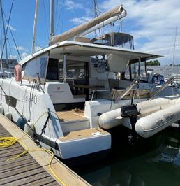 Fountaine Pajot Lucia 40   Star Lord