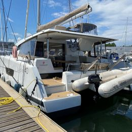 Fountaine Pajot Lucia 40 | Star Lord