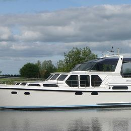 Brabantkruiser Spaceline 1425 | White Princess