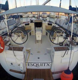 Jeanneau Sun Odyssey 439   Esquitx