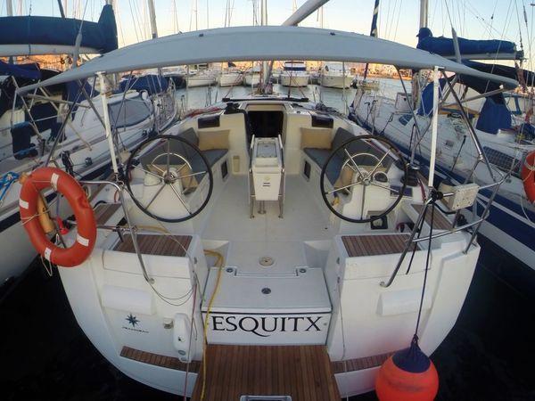 Jeanneau Sun Odyssey 439 | Esquitx