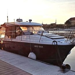 Jeanneau Merry Fisher 895 | Blue Legend