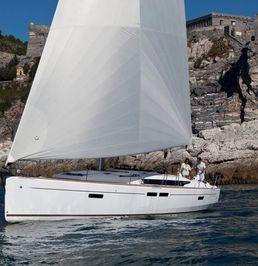 Jeanneau Sun Odyssey 479 | Sea Clearly
