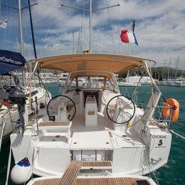 Beneteau Oceanis 38 | Dvorak DB