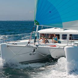 Lagoon 450 F   Stella Blu DB
