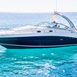 Sea Ray 375 | Escape