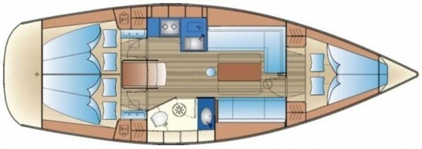 Bavaria 35 Cruiser | Driftwood