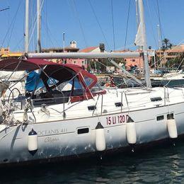 Beneteau Oceanis Clipper 411 | Rajs V