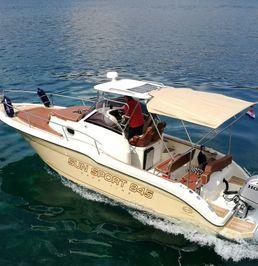 Sea Ray Sun Sport 845 | 18