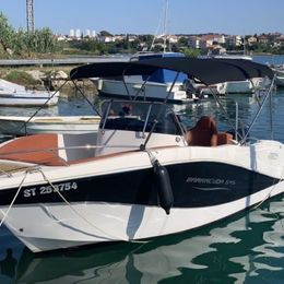 Barracuda 545 | Open
