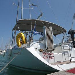 Beneteau Oceanis Clipper 361 | Rhodes