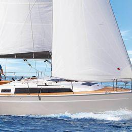 Bavaria Cruiser 34   Mola Juelsminde 21-2
