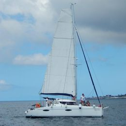 Fountaine Pajot Mahe 36 | Miss Poes