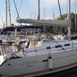 Beneteau Oceanis Clipper 373 | Oceanis