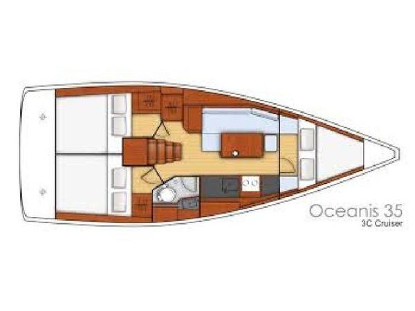 Beneteau Oceanis 35 | Jean Michel