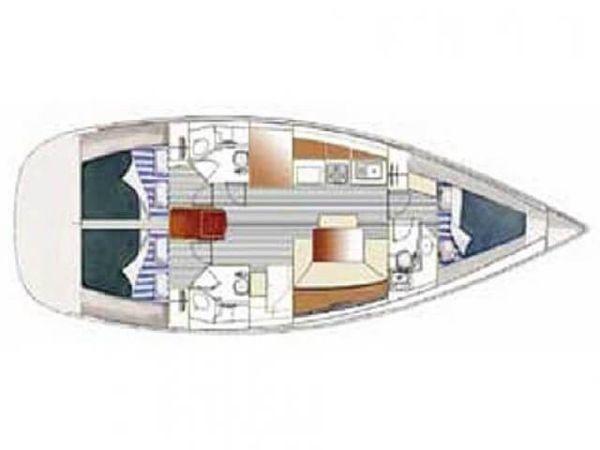 Beneteau Oceanis 43 | Arkina
