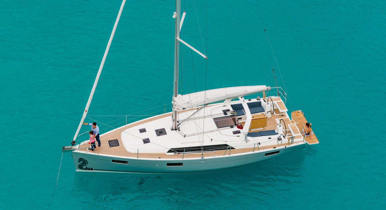 Вітрильна яхта