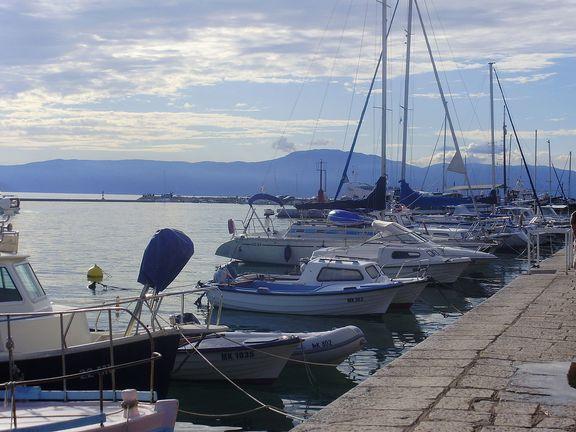 Harbour Malinska