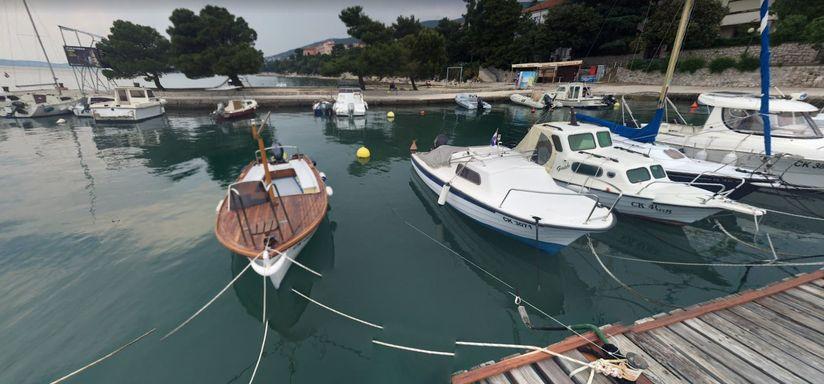Gajevo Šetalište Port