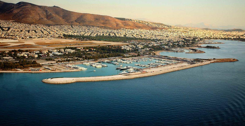 Agios Kosmas Marina