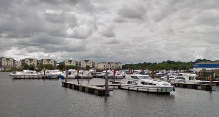 Carrick on Shannon marina