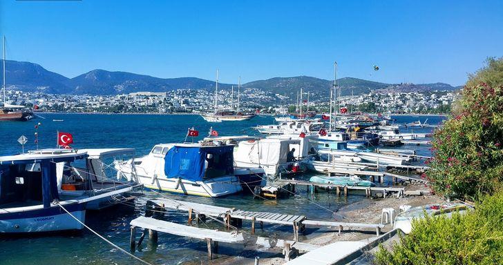 Gümbet Limanı